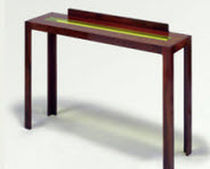 Consola moderna / de madera