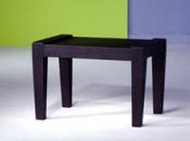 Mesa de centro moderna / de madera / de interior