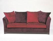 Sofá clásico / de tejido / 2 plazas / multicolor