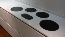 Placa de cocina eléctrica / de inducción