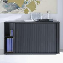 Armario de oficina bajo / alto / de madera / de metal