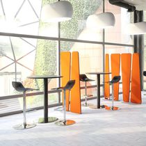 Biombo moderno / de tejido / para oficina / para oficina abierta