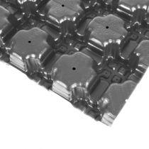 Membrana de drenaje de poliolefina / drenaje de tejados vegetales / para cubierta vegetal
