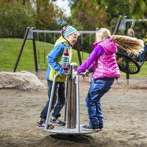 Juego giratorio para parque infantil