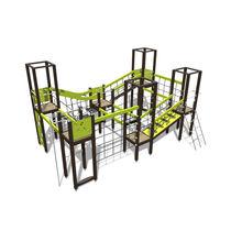 Recorrido de obstáculos para parque infantil