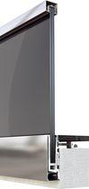 Sistema de fijación aluminio / para paneles