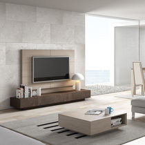 Mueble de televisión de estilo moderno / de madera