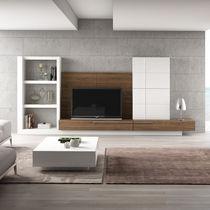 Mueble TV moderno / de madera / de madera lacada / modular