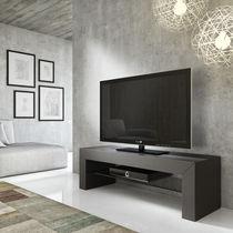 Mueble de televisión moderno / de madera / de madera lacada