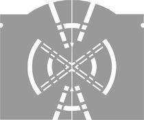 Portones abatibles / correderos / de metal / de panel