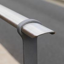Barrera de protección / fija / de acero inoxidable / de hierro fundido