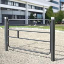 Barrera de protección / fija / de aluminio / de hierro fundido