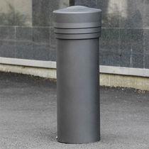 Bolardo antiestacionamiento / de acero / amovible