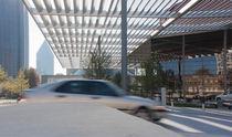 Marquesina para edificio comercial / de aluminio / para uso profesional