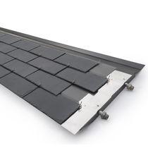 Panel térmico plano / para calentar el agua / para calefacción / para climatización