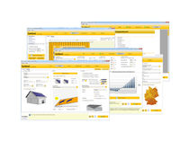 Programa de diseño / para instalación fotovoltaica