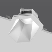 Downlight empotrable / LED / hexagonal / Aircoral®