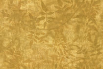 Papeles pintados modernos / de vinilo / con motivos de la naturaleza / dorados