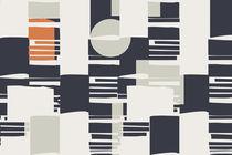 Papeles pintados modernos / de vinilo / con motivos