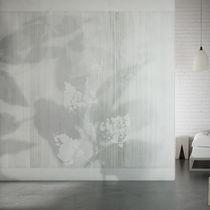 Papeles pintados modernos / de vinilo / con motivos florales / lavables