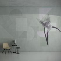 Papeles pintados modernos / de vinilo / con motivos geométricos / lavables