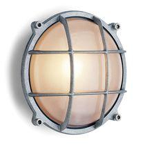 Aplique clásico / de exterior / de aluminio / de hierro fundido