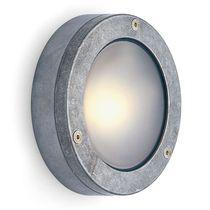 Aplique clásico / de exterior / de aluminio / halógeno