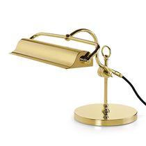 Lámpara de mesa / clásica / de metal / de interior
