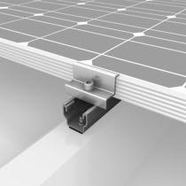 Estructura de soporte para tejado inclinado / para techo / para aplicaciones fotovoltaicas