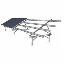 Estructura de soporte para cubierta plana / para techo / para aplicaciones fotovoltaicas