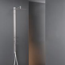 Set de ducha de pared / moderno / con alcachofa