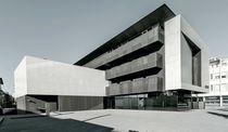 Revestimiento de fachada de cerámica / mate / para fachada ventilada