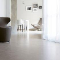 Pavimento de cerámica / para uso profesional / liso / aspecto piedra