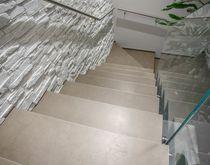 Pavimento de cerámica / industrial / residencial / en losas