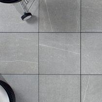 Baldosa de interior / de suelo / de gres porcelánico / de color liso