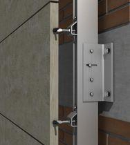 Sistema de fijación de acero inoxidable / para revestimiento / para fachada ventilada / para exterior