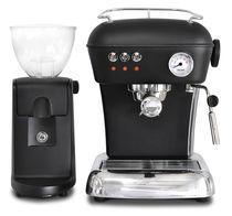 cafetera combinada para uso profesional manual
