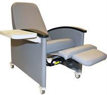 Sillón de hospital / moderno / de tela / ajustable