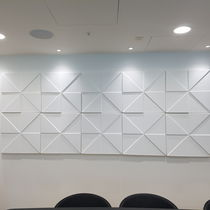 Panel acústico para revestimiento interior / para techo / para muro interior / para tabique
