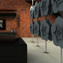 Panel acústico para revestimiento interior / para techo / para muro interior / para paneles