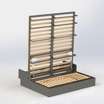 Sofá modular / cama / moderno / de madera
