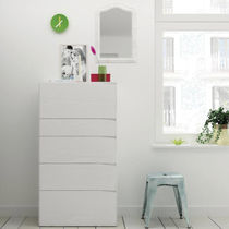 Cómoda moderna / de madera / de MDF / modular