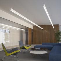 Luminaria suspendida / LED / lineal / IP40