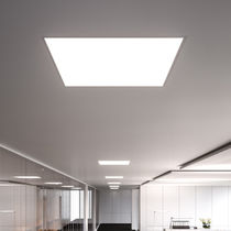 Luminaria empotrable de techo / LED / cuadrada