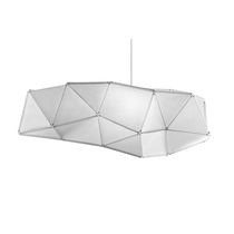 Lámpara suspendida / moderna / de papel japonés / de interior