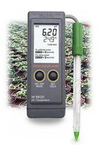 Medidor de pH de mano