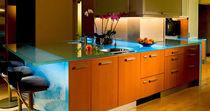 Encimera de vidrio / para cocina