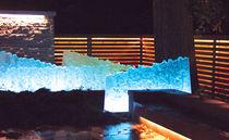 Escultura de vidrio / para espacio público