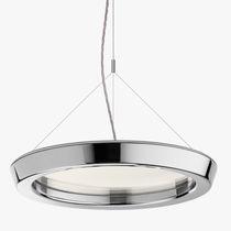 Lámpara suspendida / moderna / de metal / de baja tensión