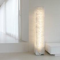 Lámpara de pie / moderna / de papel / de baja tensión